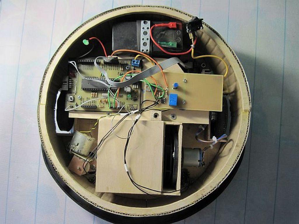 Ремонт робот пылесосов своими руками 827